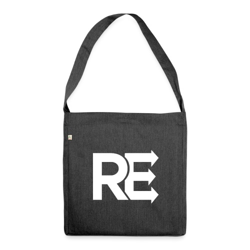 Rejoin Records - Shoulder Bag made from recycled material