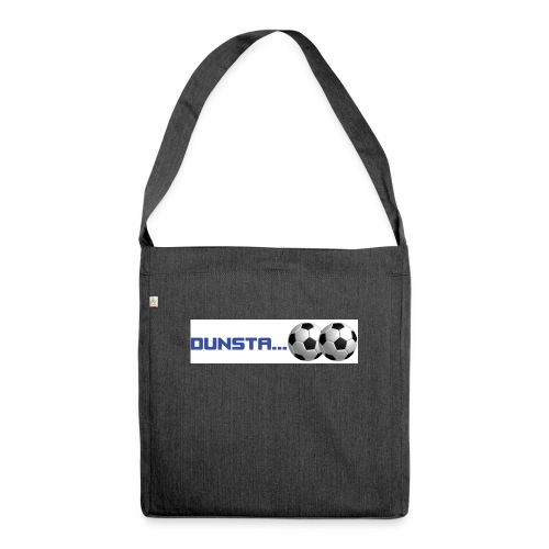 dunstaballs - Shoulder Bag made from recycled material