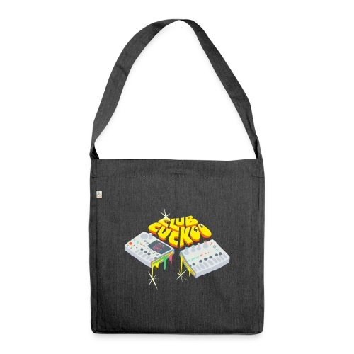 Club Cuckoo - The Operator - Shoulder Bag made from recycled material