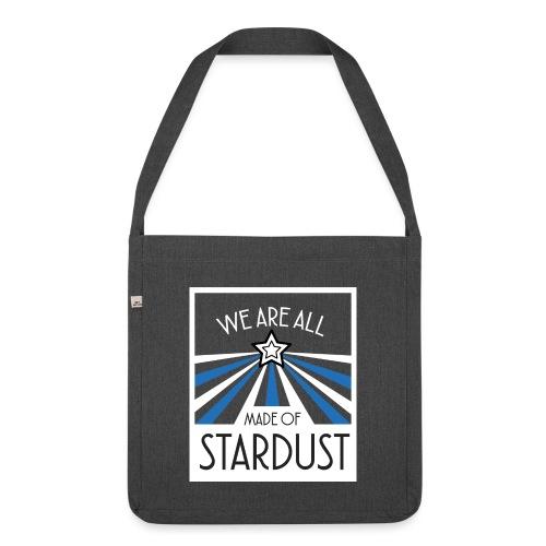 Star Dust - Sac bandoulière 100 % recyclé