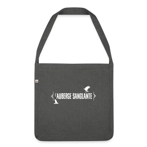 L'auberge Sanglante - Sac bandoulière 100 % recyclé