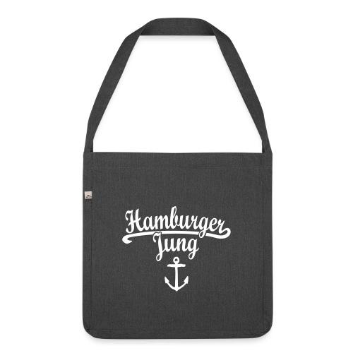 Hamburger Jung Klassik Hamburg - Schultertasche aus Recycling-Material