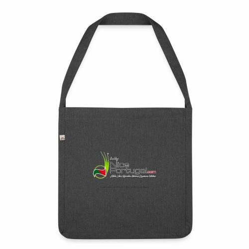 NicePortugal.com Logo - Borsa in materiale riciclato