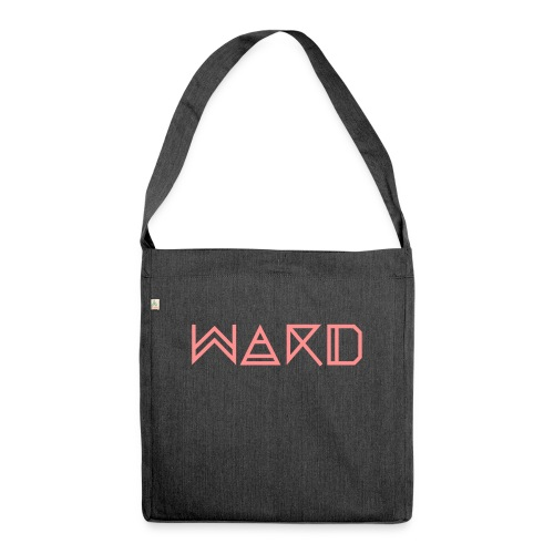 WARD - Shoulder Bag made from recycled material