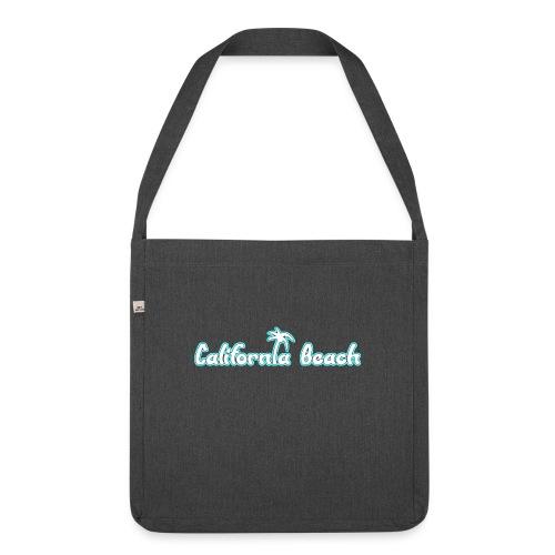 California Beach - Axelväska av återvinningsmaterial