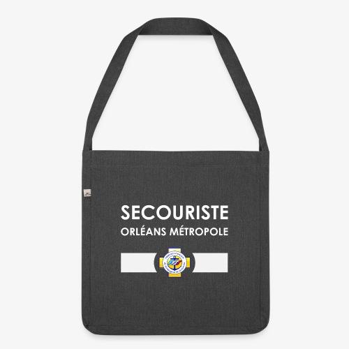 Gamme Secouriste FFSS - Sac bandoulière 100 % recyclé