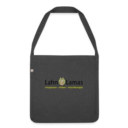 Lahn Lamas - Schultertasche aus Recycling-Material