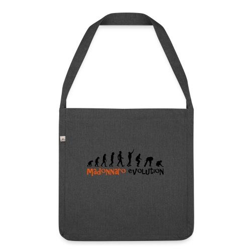 madonnaro evolution original - Shoulder Bag made from recycled material