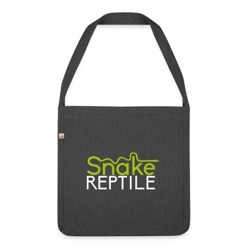 logo snake reptiles plus gros 02 1 png - Sac bandoulière 100 % recyclé