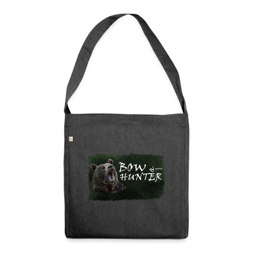 Bowhunter - Schultertasche aus Recycling-Material