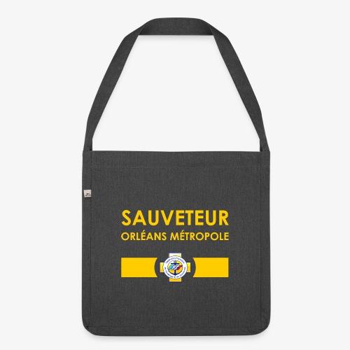 Gamme Sauveteur Aquatique - Sac bandoulière 100 % recyclé