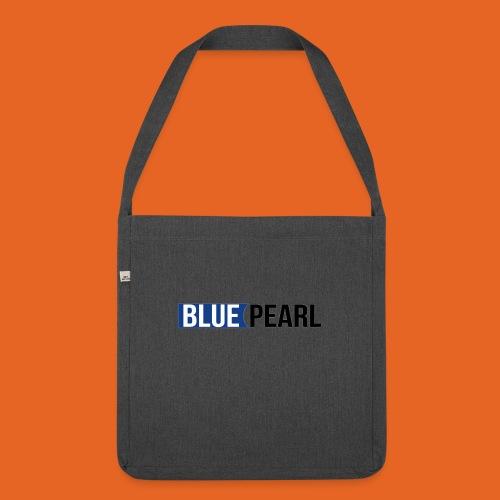 Altis Speditions Verbund - BluePearl - Schultertasche aus Recycling-Material