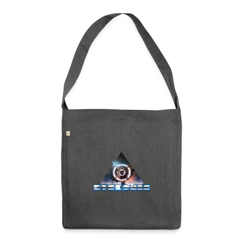 Logo Design - Shoulder Bag made from recycled material