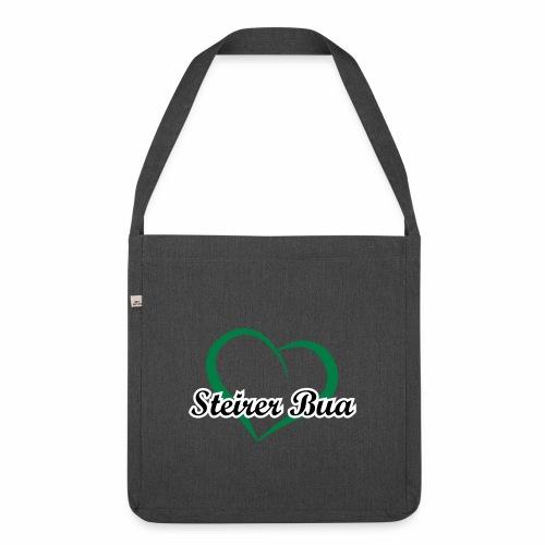 Steirerbua - Schultertasche aus Recycling-Material