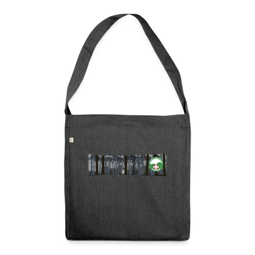 HANTSAR Forest - Shoulder Bag made from recycled material