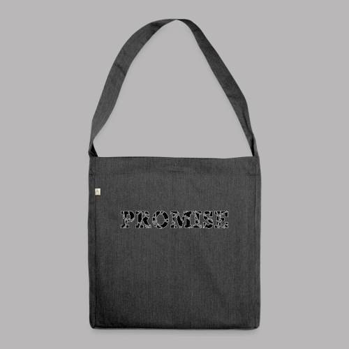 PROMISE - Shoulder Bag made from recycled material