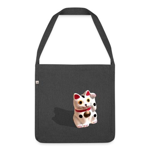 VEYM The Katzen BAG - Schultertasche aus Recycling-Material