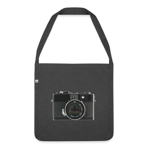 Vintage Camera Auto S3 - Borsa in materiale riciclato