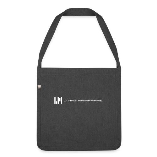 LivingMainframe long - Schultertasche aus Recycling-Material