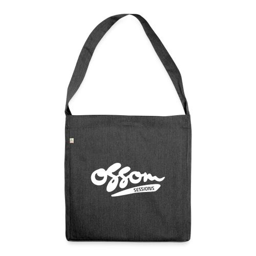 Ossom Sessions - Shoulder Bag made from recycled material