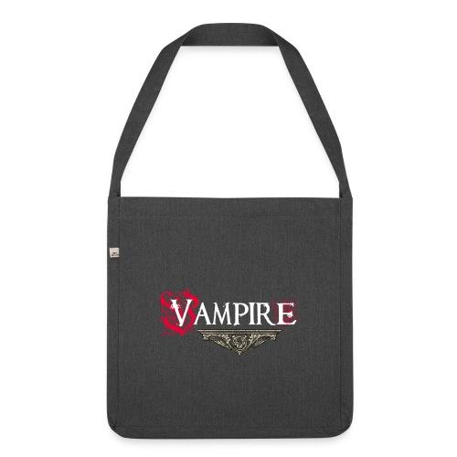 Vampire - Borsa in materiale riciclato