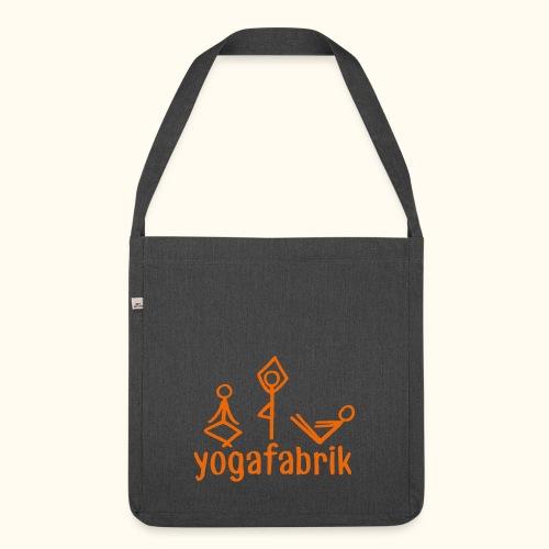 Yogafabrik - Schultertasche aus Recycling-Material