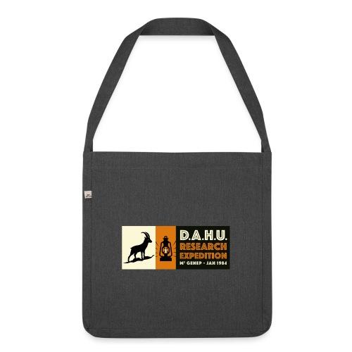 Expedition Chasse au Dahu - Sac bandoulière 100 % recyclé