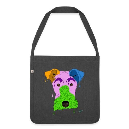 Fox Terrier - Borsa in materiale riciclato