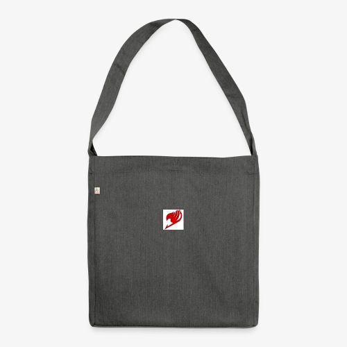 logo fairy tail - Sac bandoulière 100 % recyclé