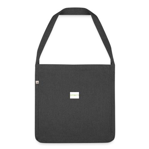 deathnumtv - Shoulder Bag made from recycled material