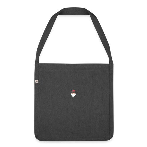 santa - Shoulder Bag made from recycled material