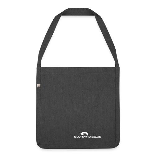 logo klein - Schultertasche aus Recycling-Material