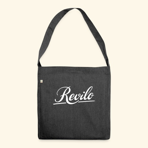 Revilo - Schultertasche aus Recycling-Material