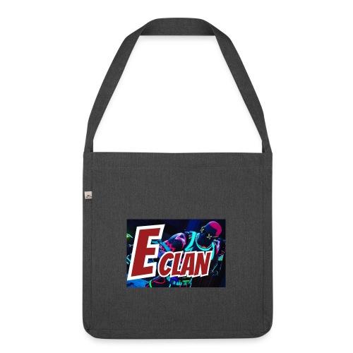 Elite x Clan Turnbeutel - Schultertasche aus Recycling-Material