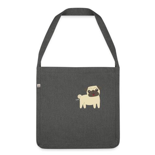 VHP Dog Pooper - Skuldertaske af recycling-material