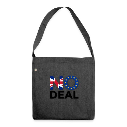 No Deal - Shoulder Bag made from recycled material