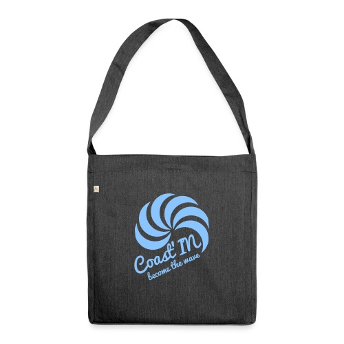 coast b strap png - Shoulder Bag made from recycled material