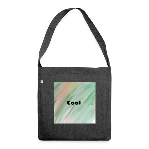 Cool - Schultertasche aus Recycling-Material