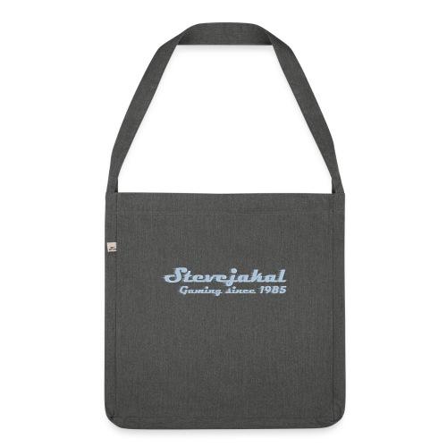 Stevejakal Merchandise - Schultertasche aus Recycling-Material