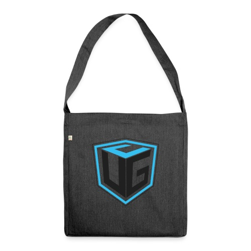 Ultimate Gaming Community Cube - Schultertasche aus Recycling-Material