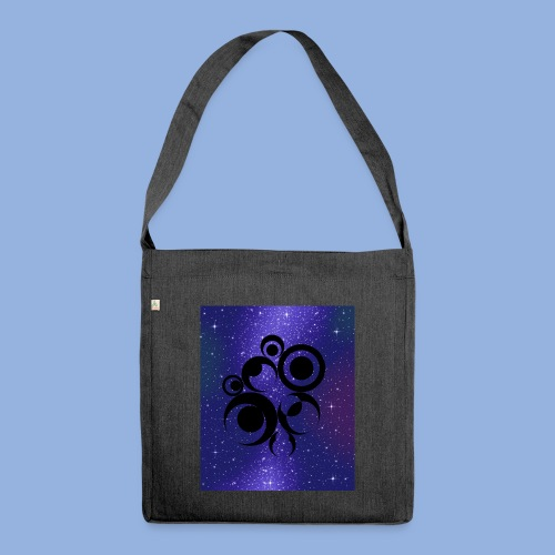 Should I stay or should I go Space 1 - Sac bandoulière 100 % recyclé