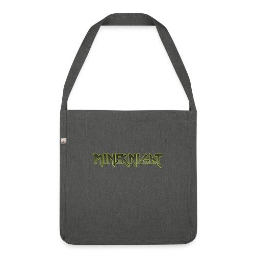 MineKnight T-shirt - Axelväska av återvinningsmaterial