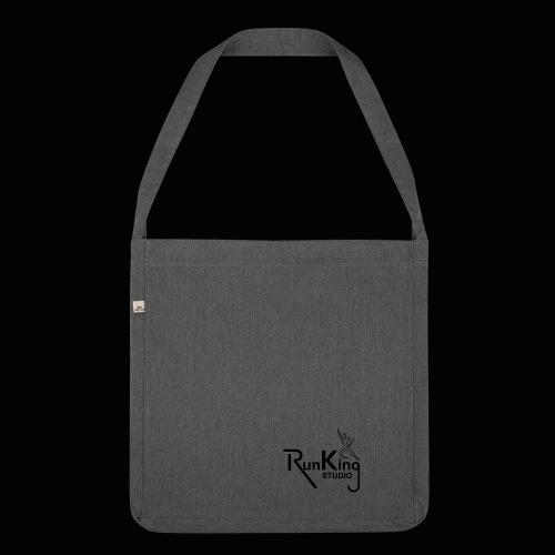 RunKingStudio - Schultertasche aus Recycling-Material