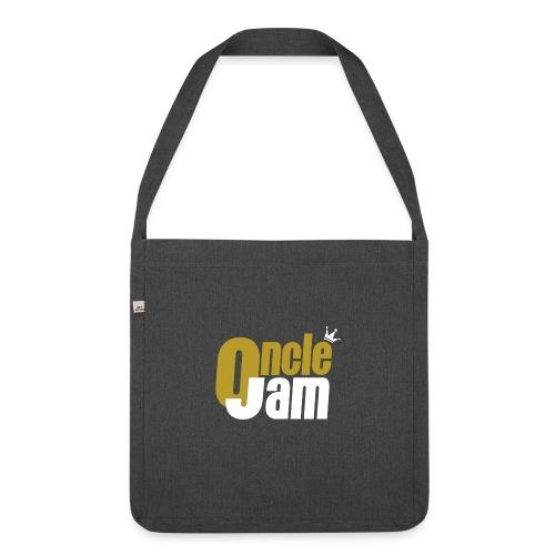 Oncle Jam - Sac bandoulière 100 % recyclé