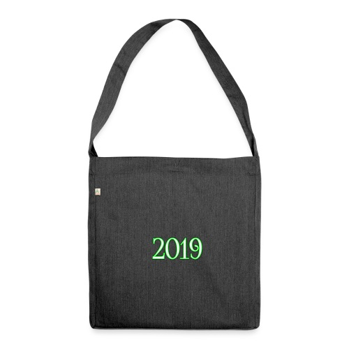 2019 - Shoulder Bag made from recycled material