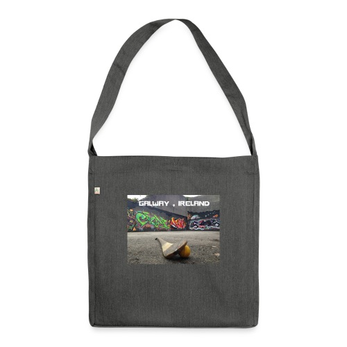 GALWAY IRELAND BARNA - Shoulder Bag made from recycled material