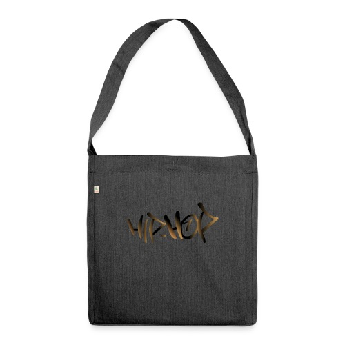 HIP HOP - Shoulder Bag made from recycled material