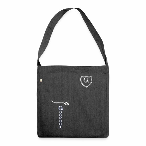 Joggawear T mark Piece1 - Shoulder Bag made from recycled material