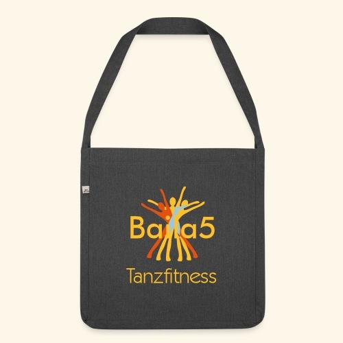 Baila5 Tanzfitness - Schultertasche aus Recycling-Material