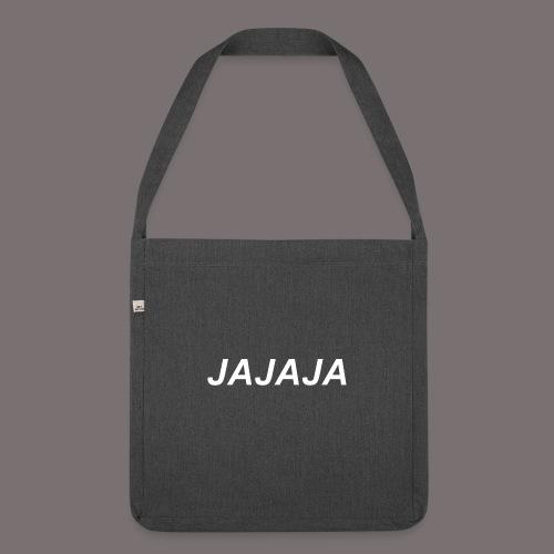 Ja - Schultertasche aus Recycling-Material